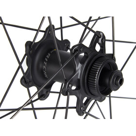 "Ritchey WCS Zeta Laufradsatz 28"" Disc Clincher 130x10mm Shimano/SRAM 11-fach CL black"